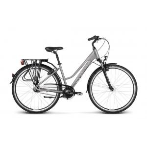Дорожный велосипед Kross Trans 6.0 Lady (2018)