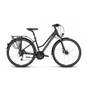 Дорожный велосипед Kross Trans 8.0 Lady (2018)