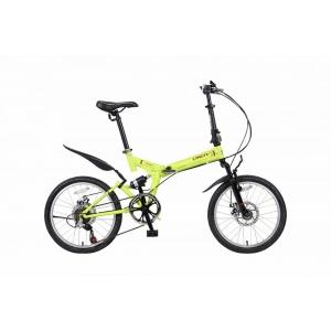 Складной велосипед Langtu TВ 027 (2016)