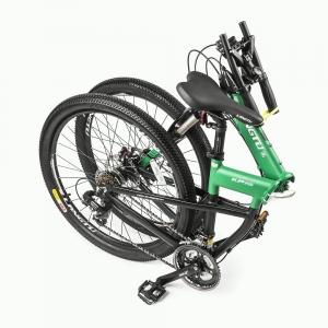 Складной велосипед Langtu KP 701 (2017)