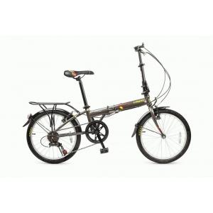 Складной велосипед Langtu TY 027 (2017)