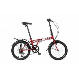 Складной велосипед Langtu BERG Bones (2020)
