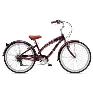Круизер велосипед Nirve CHERRY BLOSSOM 7-SPEED (2017)