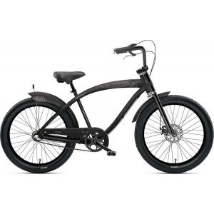 Круизер велосипед Nirve SKULLS 3-SPEED (2017)