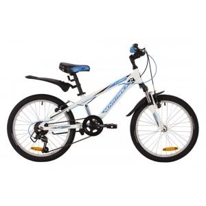 Детский велосипед Novatrack LUMEN 20 (2020)