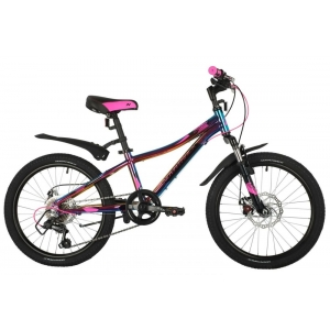 Детский велосипед Novatrack Katrina Disc 20 (2021)