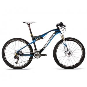 Велосипед двухподвес Orbea Oiz Carbon G10 (2013)