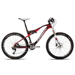 Велосипед двухподвес Orbea Oiz Carbon S20 (2013)