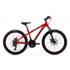 Подростковый велосипед Romet Rambler Dirt 24 (2016)