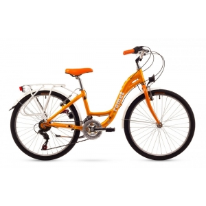 Подростковый велосипед Romet Panda 24 (2016)