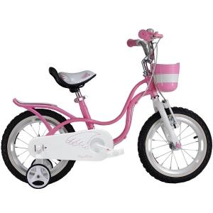 Детский велосипед Royalbaby Little Swan 18 (2019)