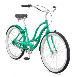Велосипед круизер Schwinn Fiesta Green (2018)