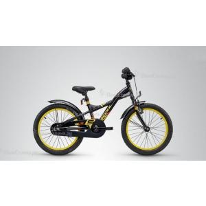 Велосипед детский Scool XXlite 18 steel (2018)