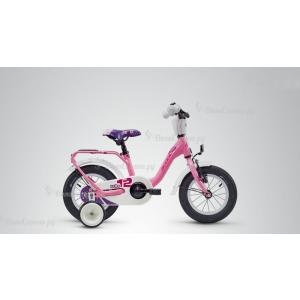 Велосипед детский Scool niXe 12 steel (2018)