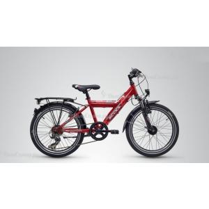 Велосипед детский Scool XXlite 20 7-S steel (2018)