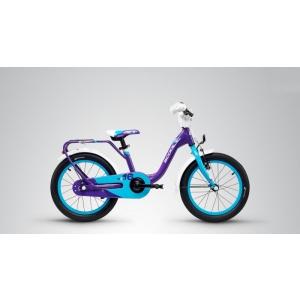 Велосипед детский Scool niXe 16 alloy  (2018)