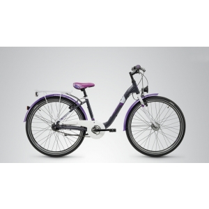 Велосипед подростковый Scool ChiX steel 26 7-S (2019)