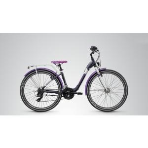 Велосипед подростковый Scool ChiX steel 26 21-S (2019)