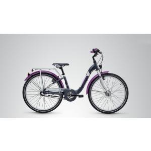 Велосипед подростковый Scool ChiX alloy 24 3-S (2019)