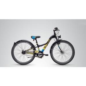 Велосипед подростковый Scool XXlite steel 24 7-S (2019)
