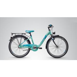 Велосипед подростковый Scool ChiX steel 24 3-S (2019)