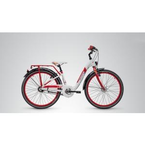 Велосипед подростковый Scool ChiX alloy 24 7-S (2019)