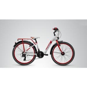 Велосипед подростковый Scool ChiX alloy 24 21-S (2019)