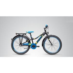 Велосипед подростковый Scool Emoji Dirt 24 3-S (2019)