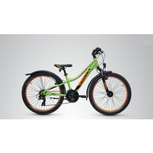 Велосипед подростковый Scool TroX urban 24 21-S (2019)