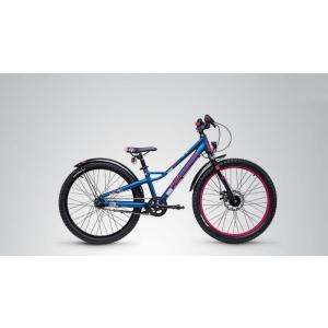 Велосипед подростковый Scool faXe 24  7-S (2019)