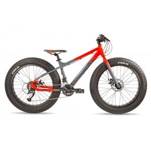 Фэтбайк велосипед Scool XTfat 24-18 (2016)