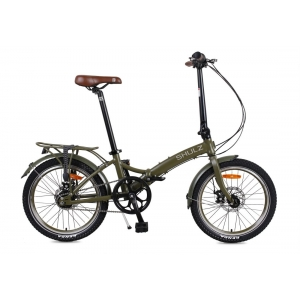 Складной велосипед Shulz Lentus (2019)