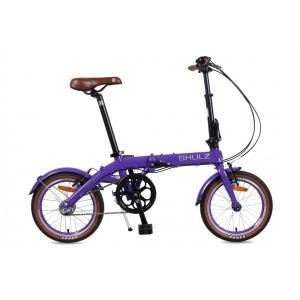 Складной велосипед Shulz Hopper 3 (2017)