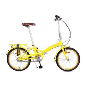 Складной велосипед Shulz GOA V-brake (2017)