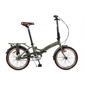 Складной велосипед Shulz GOA Coaster (2017)