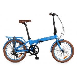 Складной велосипед Shulz Easy (2019)