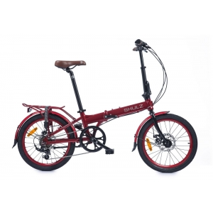 Складной велосипед Shulz Easy Disk (2019)