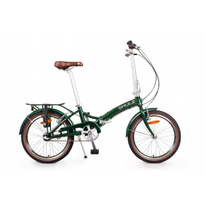 Складной велосипед Shulz GOA V-brake (2019)