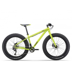 Fatbike Silverback Scoop Fatty - Double Scoop (2015)