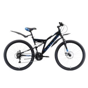 Двухподвес велосипед Stark Jumper 27.1 FS D (2020)