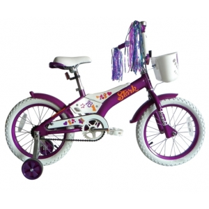 Детский велосипед Stark Tanuki 16 Girl (2017)