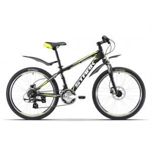 Подростковый велосипед Stark Rocket 24.3 HD (2017)