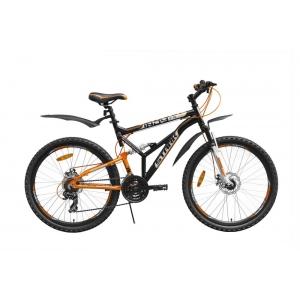 Двухподвес велосипед Stark Indy FS Disc (2015)