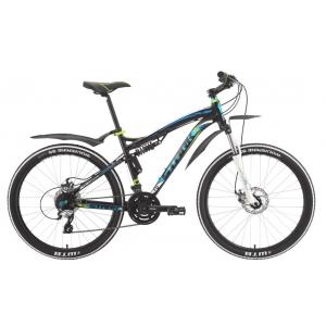 Двухподвес велосипед Stark Stinger Disc (2015)