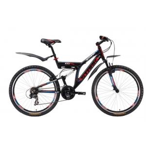 Двухподвес велосипед Stark Jumper (2016)