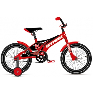 Детский велосипед Stark Tanuki 16 Boy (2018)