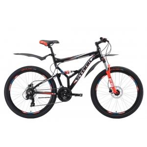 Двухподвес велосипед Stark Jumper 26.2 FS HD (2018)