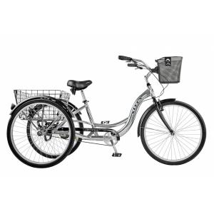 Велосипед трехколесный грузовой Stels Energy I (2012)