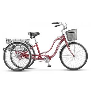 Велосипед трехколесный грузовой Stels Energy V (2014)