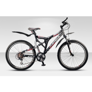 Велосипед двухподвес Stels ADRENALIN (2013)